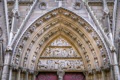 Notre-Dame de Paris Imagens de Stock Royalty Free
