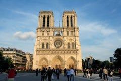 Notre Dame de Paris Photo stock