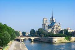 Notre-Dame de Paris Fotos de archivo