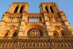 Free Notre Dame De Paris Royalty Free Stock Images - 1513579