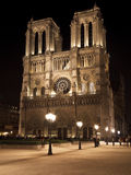 Notre Dame de Paris Stock Foto's