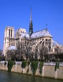 Notre Dame de Paris Royalty Free Stock Photos