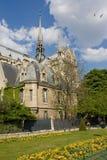 Notre-Dame de Paris (2) Fotografia Stock Libera da Diritti