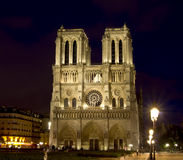 Notre Dame de Paris Immagine Stock Libera da Diritti