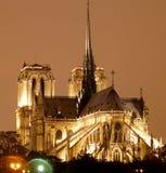 Notre-Dame de Paris Images stock