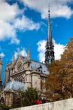 Notre Dame de Paris Lizenzfreies Stockfoto