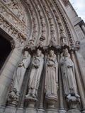 Notre-Dame de Paris Lizenzfreie Stockfotografie