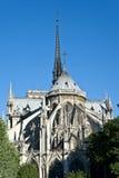 Notre Dame de Paris Arkivbild