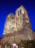 Notre Dame de Paris. Stock Photography