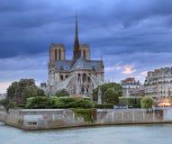 Notre Dame de Paris. Royalty Free Stock Image