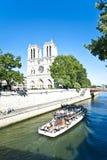 Notre-Dame de Paris. Stockbild