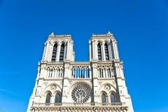 Notre-Dame de Paris. Imagen de archivo libre de regalías