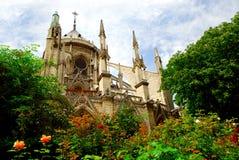 Notre Dame de Paris Foto de archivo