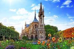 Free Notre Dame De Paris Royalty Free Stock Image - 36188886