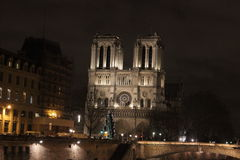 Notre Dame De Paris Zdjęcia Stock