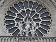 Notre Dame de Paris Stock Fotografie