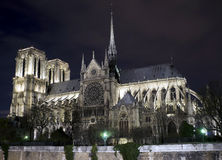 Notre Dame de Paris 5 Stock Photo