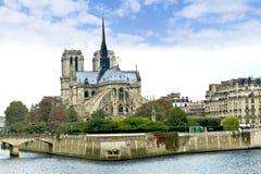 Notre Dame de Paris Fotografía de archivo libre de regalías