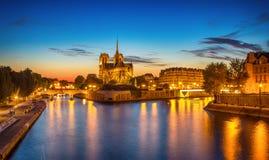 Notre Dame de Paris fotografia stock
