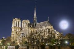 Notre Dame de Paris Fotos de Stock
