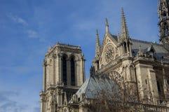 Notre Dame de Paris Image libre de droits
