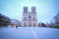 Notre Dame de Paris Lizenzfreie Stockbilder