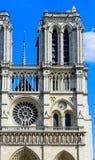 Notre Dame de Paris Lizenzfreies Stockbild