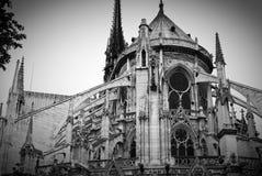 Notre Dame de Paris fotos de archivo libres de regalías