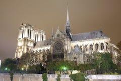 Notre-Dame de Paris Fotografía de archivo