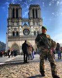 Notre Dame de Paris Imagen de archivo