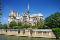 Notre Dame De Paris Stock Images