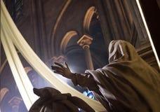 Notre Dame de Paris cathedral. Royalty Free Stock Images