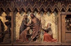 Notre Dame de Paris cathedral. Stock Images