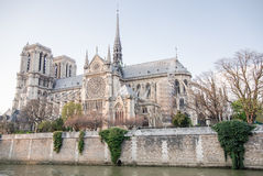 Notre Dame de Paris Royalty Free Stock Images