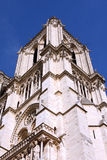 Notre Dame de Paris Cathedral Royalty Free Stock Photography