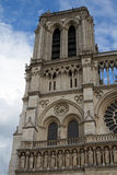 Notre Dame de Paris Cathedral Royalty Free Stock Photo