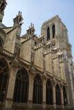 Notre Dame de Paris Cathedral, France Stock Photos