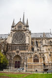 Notre Dame de Paris Cathedral, France Royalty Free Stock Image