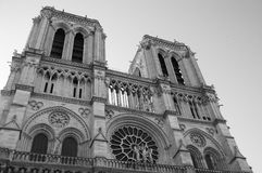 Notre-Dame de Paris Stock Photography