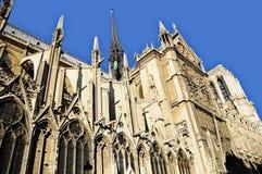 Notre-Dame de paris Royalty Free Stock Image