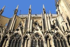 Notre-Dame de paris Stock Photo