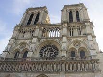 Notre Dame de Paris Royalty Free Stock Photography