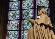 Notre Dame de Paris di Cathedrale fotografia stock libera da diritti
