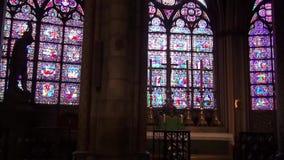 Notre-Dame de Paris ilustración del vector