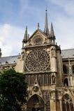 Notre-Dame de Paris en mai 2014 photo stock