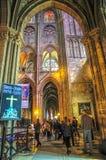Notre-Dame de Paris en mayo de 2014 imagen de archivo
