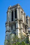 Notre-Dame de Paris en mayo de 2014 imágenes de archivo libres de regalías