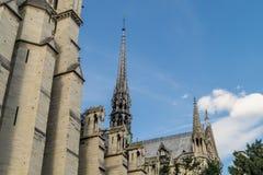 Notre-Dame de Paris fotografia de stock royalty free