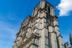 Notre-Dame de Paris foto de stock