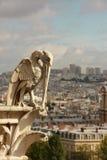 Notre Dame de Paris, França, Europa fotos de stock royalty free